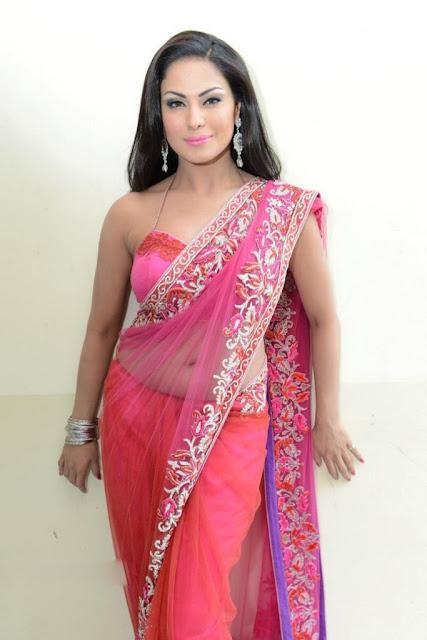 Veena Malik Navel Show Stills