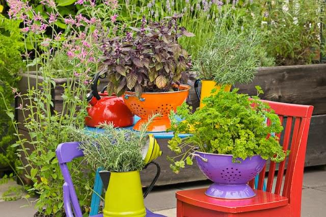 Crea tu jard n decorar jarrones y macetas for Crea tu jardin