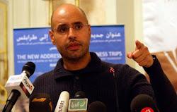 """Saif al Islam saca pecho: """"No nos vamos a unir a Haftar""""."""