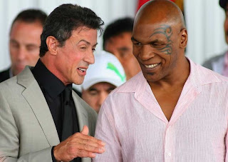 BOXEO-El Hall of Fame incorpora a Mike Tyson y a Stallone