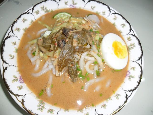 Resepi Laksa Kuala Perlis