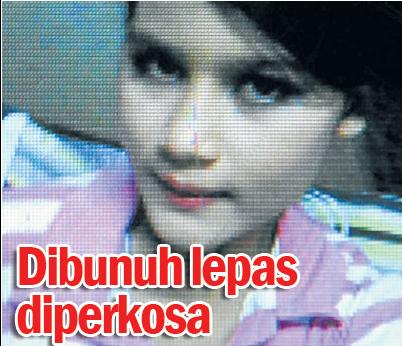 Temusu Online: Remaja perempuan dirogol dan dibenam di dalam kolah