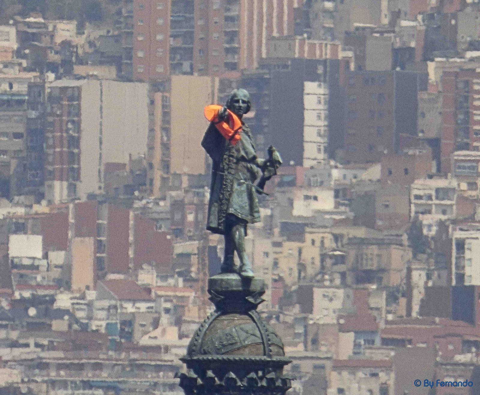 Colón y El Salvavidas