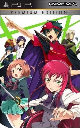 Hataraku+Maou-sama! - Hataraku Maou-sama! [MEGA] [PSP] - Anime Ligero [Descargas]