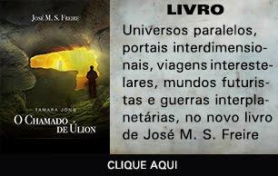 """LIVRO """"TAMARA JONG - O CHAMADO DE ÚLION"""""""