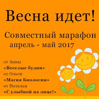 """Марафон """"Весна идет!"""""""