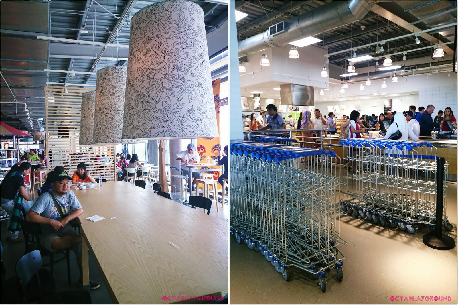 Food Court Ikea Alam Sutera