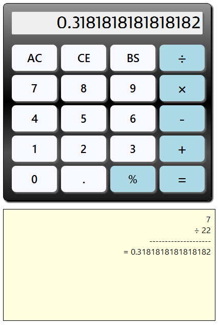fire ice david pallmann s web cloud blog html calculator the html includes the typical meta tag used in mobile web apps to prevent mobile browsers from zooming the page the calculator body display buttons