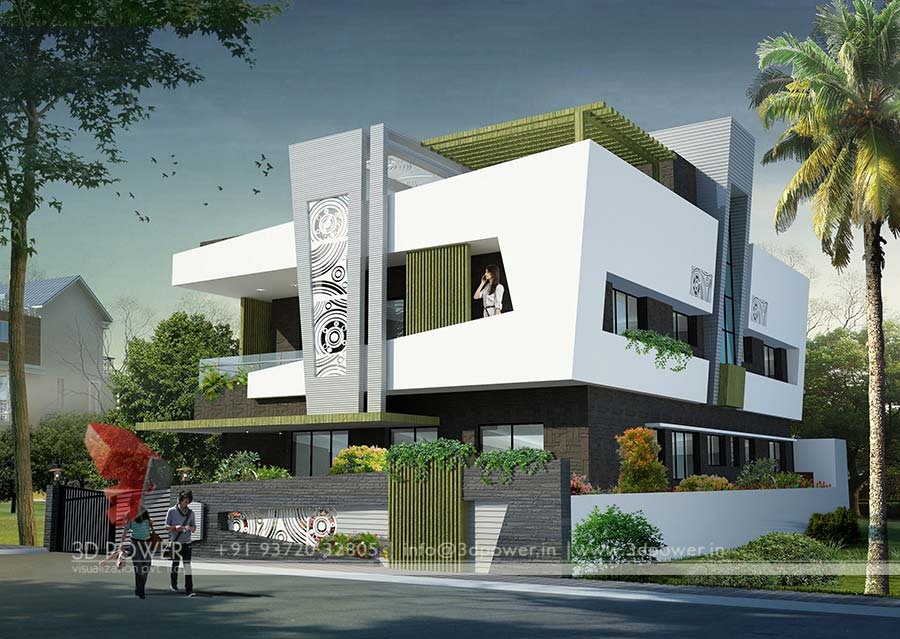 Ultra modern home designs home designs for Singlex house design