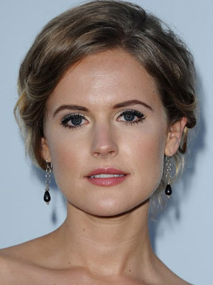Amelia Jackson Gray Sterling Dangle Earrings