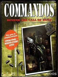 Download Game Commandos : Beyond the Call of Duty RIP