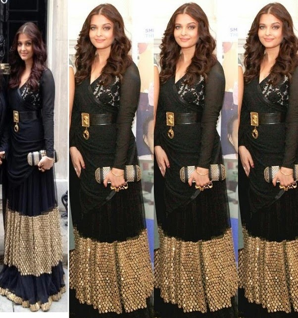 Bollywood Celebs in Designer Sarees and Dresses - Fashion Me Now