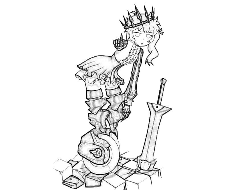 chariot-look-coloring-pages