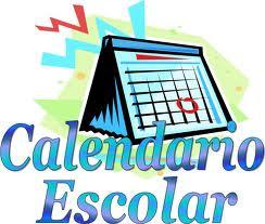 CALENDARIO ESCOLAR 2012/2013