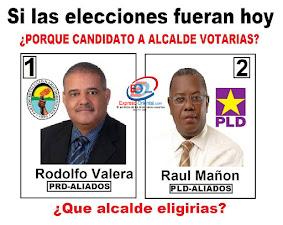 Por Cual de los dos votarías tu!