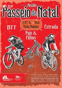 10º Passeio BTT/Ciclismo de Natal