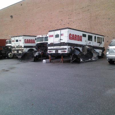 Garda Security Employees at Bowie, MD SPEAK OUT Against Garda Cash ...