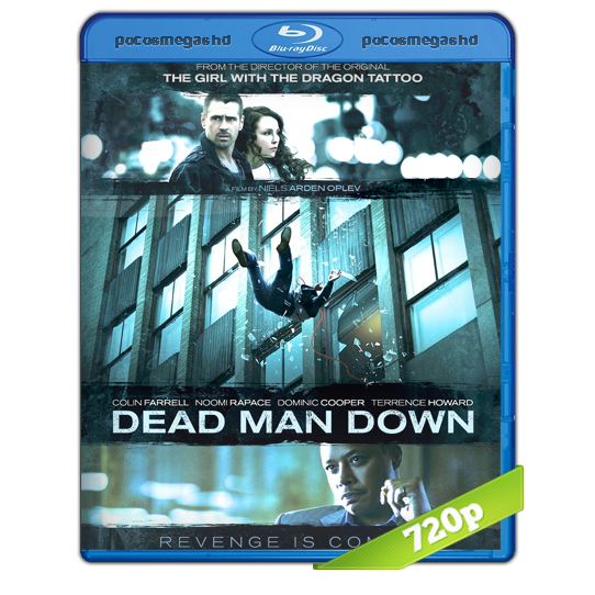 Dead Man Down | 2013 | BRRip 720p | Audio Ingles | SUB ESPAÑOL (peliculas hd )
