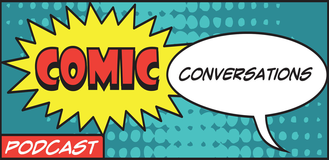 The Comic Conversations Podcast