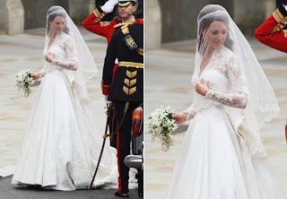 9 Mais detalhes do Casamento Real...!