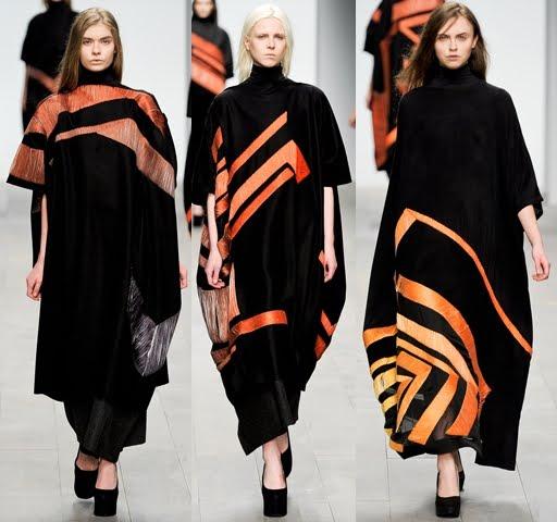 Myrza De Muynck In London Fashion Week Ss Verity