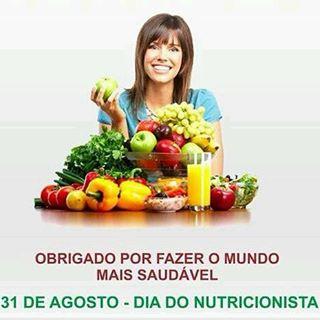 Recado à todos Nutricionistas: