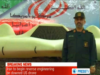 la proxima guerra avion no tripulado capturado iran eeuu