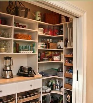 Cocinas integrales cocinas integrales modernas modelos for Mueble despensa cocina