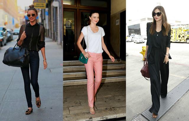 miranda kerr, street style celebrity inspiration, celebrity fashion