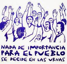"""NI CON LA """"DÉCADA GANADA"""" NI CON LOS PESCADORES DE RÍO REVUELTO"""