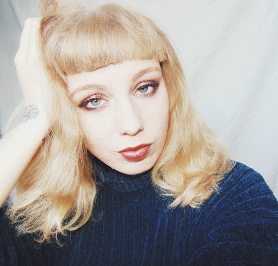 autumn makeup, winter makeup, grunge makeup, urban decay naked 3 palette makeup looks, makeup revolution iconic 3 palette makeup looks, grunge eye makeup