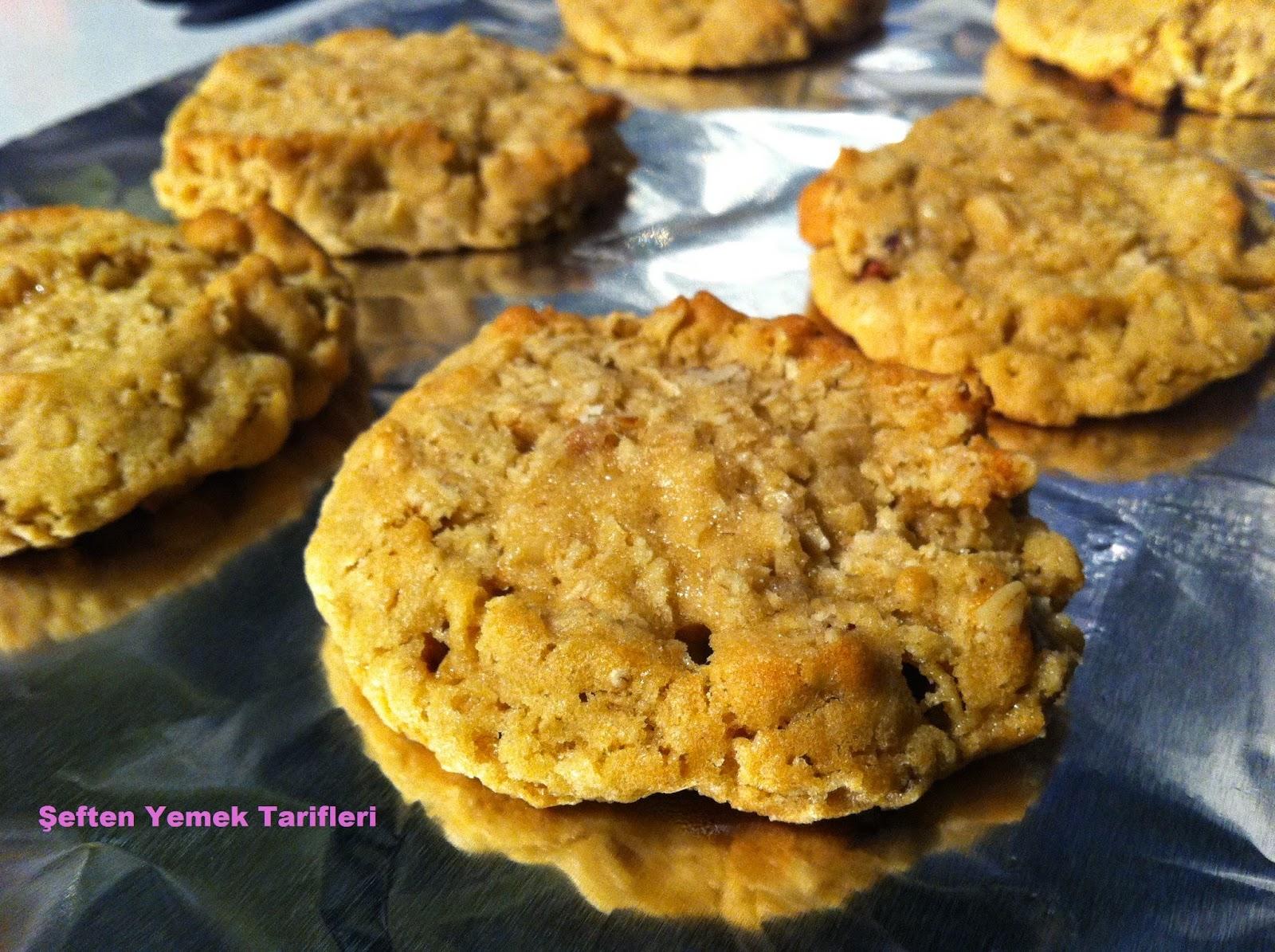 yulaflı kıtır kurabiye nasılyapılır