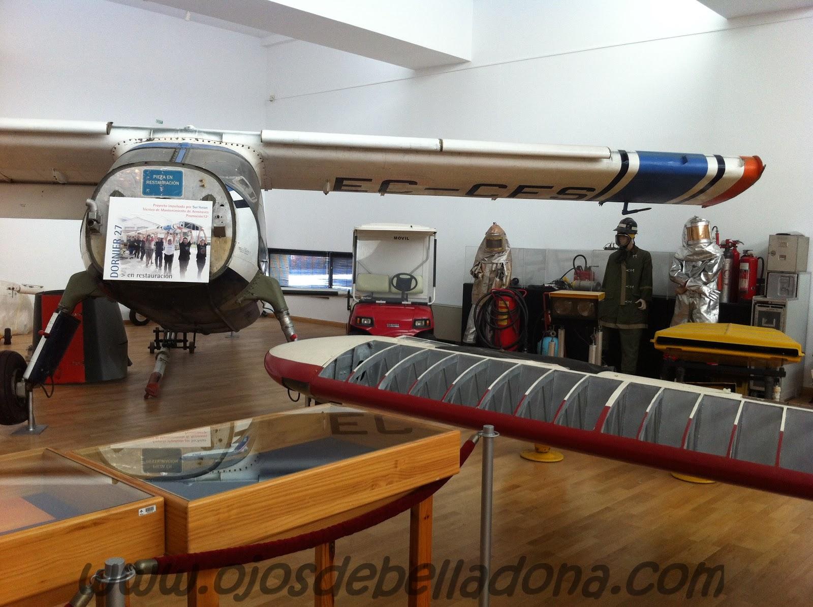 Museo de la Aviación Málaga