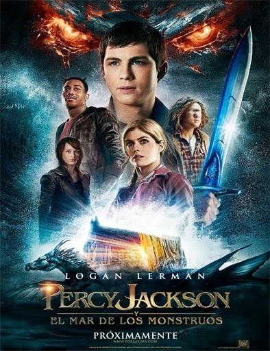 Ver Percy Jackson y el mar de los monstruos Online
