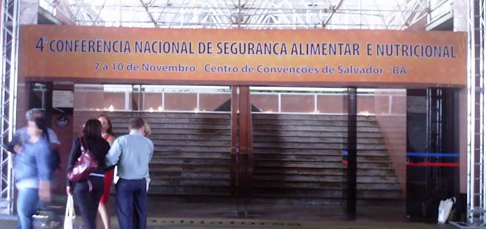 IV Conferência Nacional de SAN