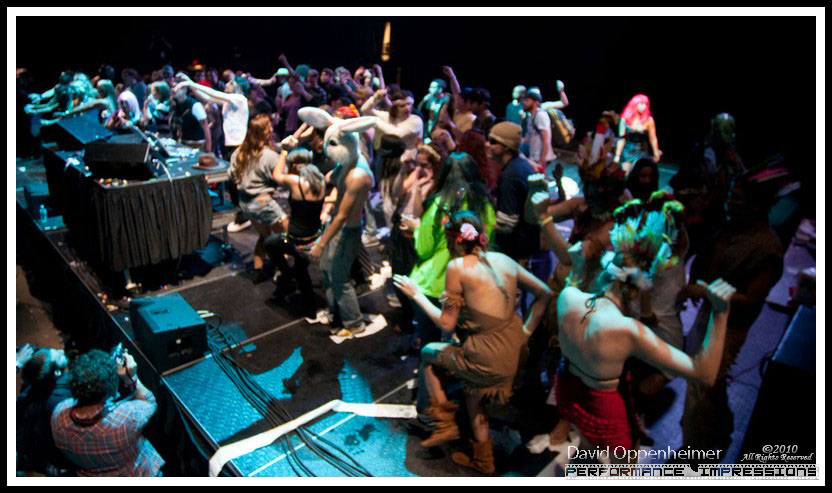 Moogfest Crowd