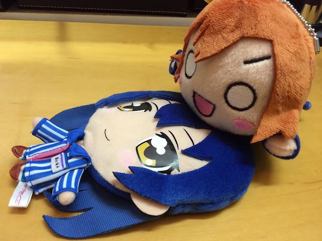 【グッズレビュー】ラブライブ! フラットケース園田海未 ローソン制服ver.【サンリオ】