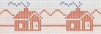 Gráficos para bordados de ponto oitinho parte 2