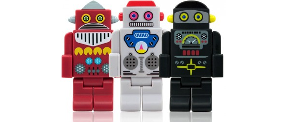 Ten Best Looking USB Hubs We Can Live With, Amazon.com: Robot USB Hub, Robot USB Hubs