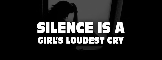 Silence Is A Girl's Loudest Cry