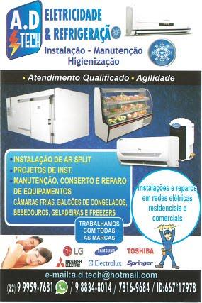 AD Tech Eletricidade & Refrigeração