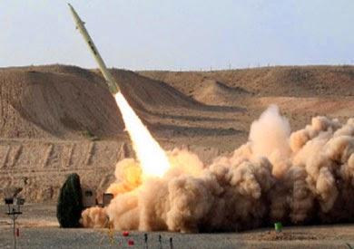 إطلاق 4 صواريخ «جراد» من سيناء تجاه إسرائيل