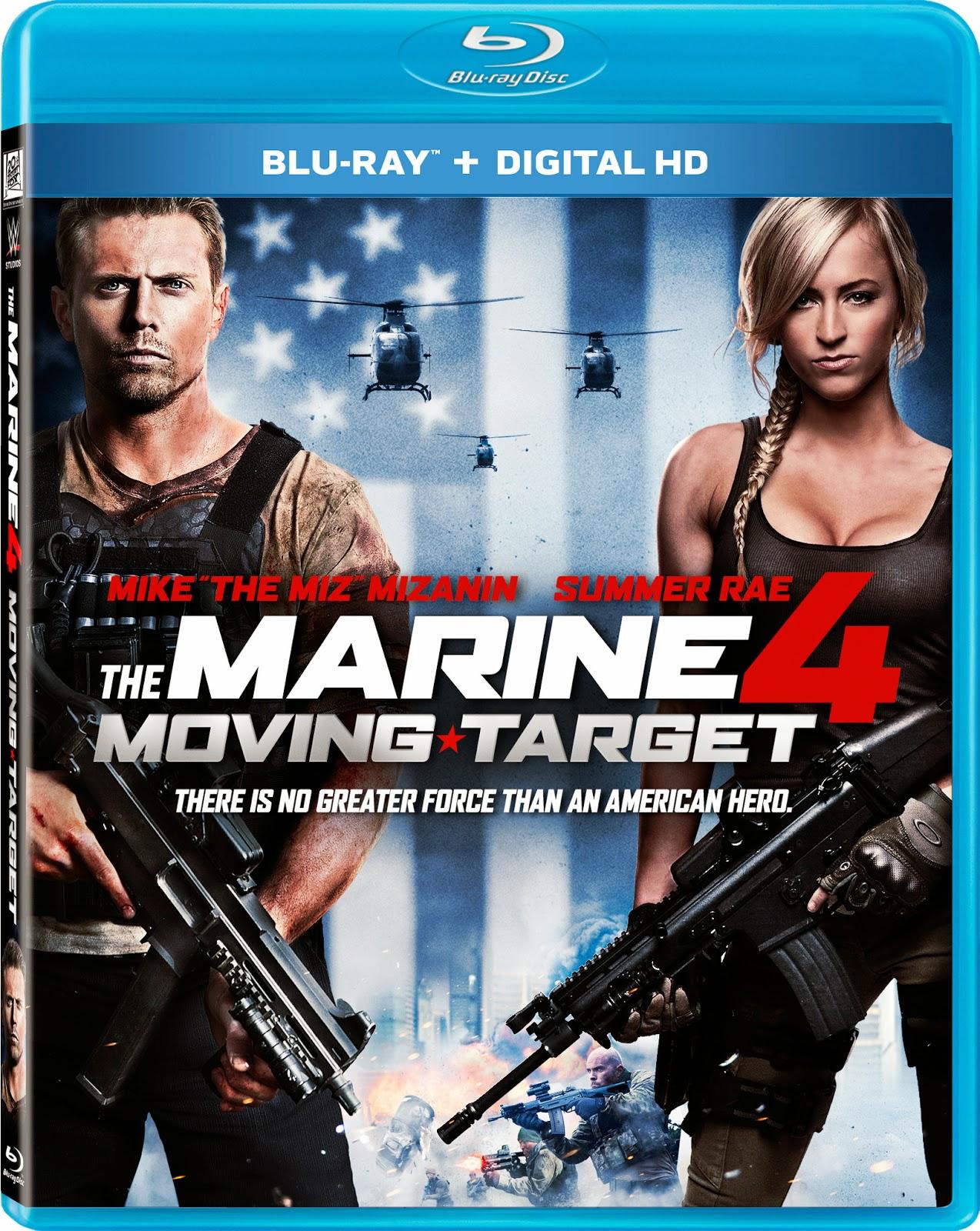 Giveaway: #TheMarine4 Moving Targets Blu-ray & Digital HD