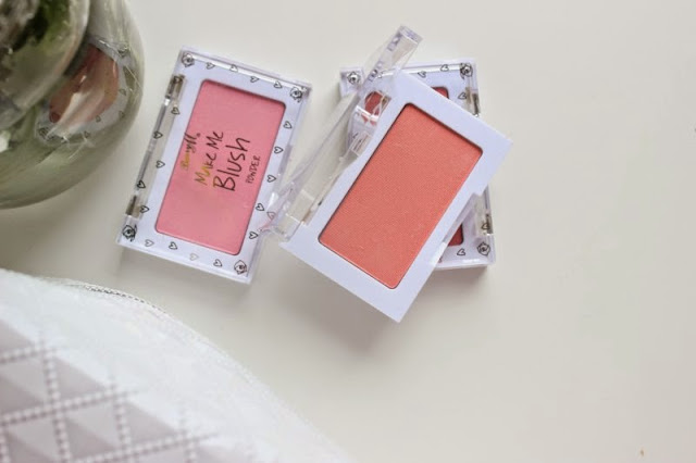 New Barry M Make Me Blush Powders