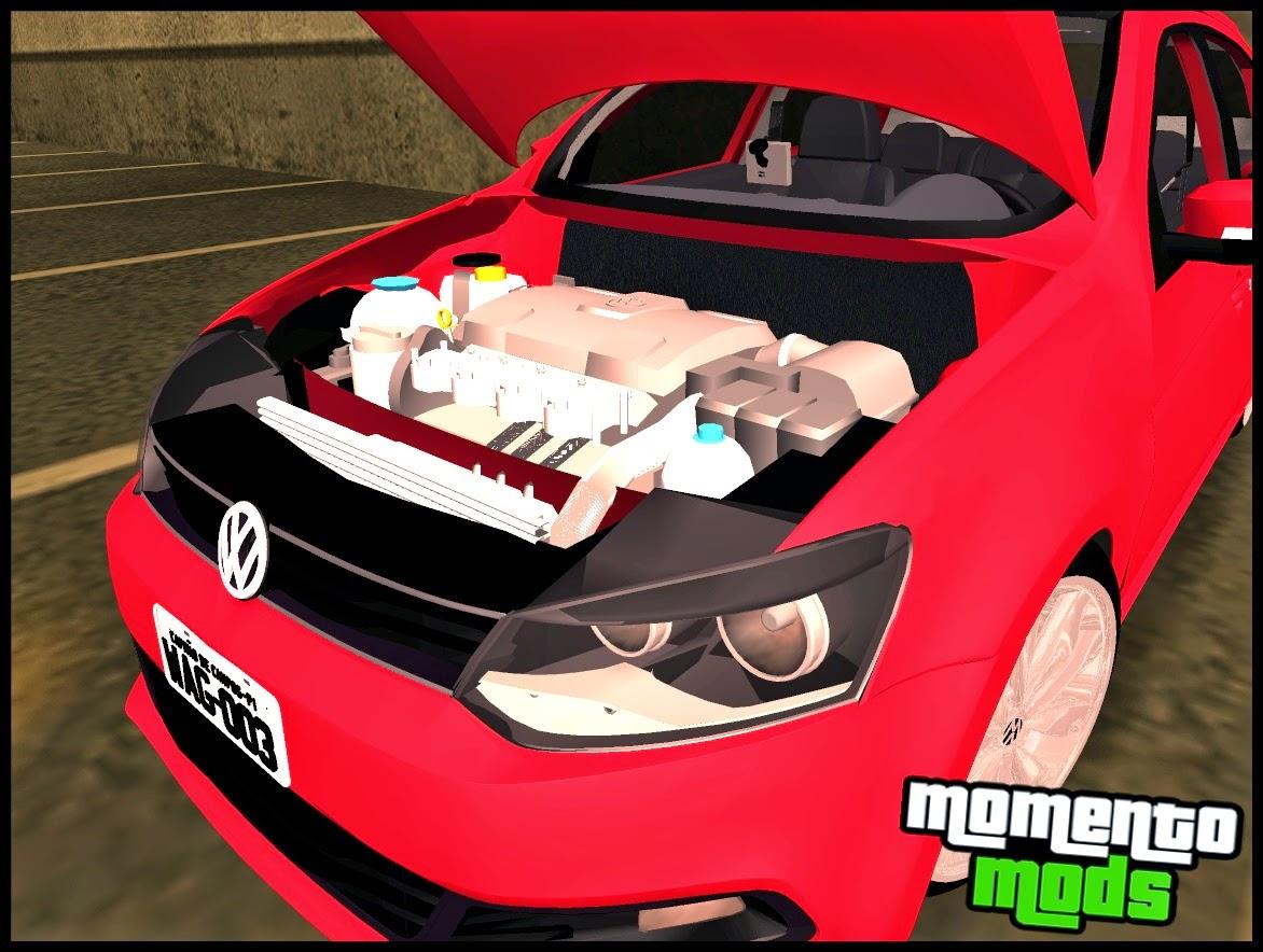 GTA SA - Volkswagen Voyage G6 2013