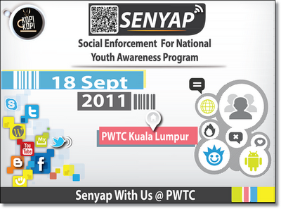 SENYAP | Social Enforcement For National Youth Awareness Program