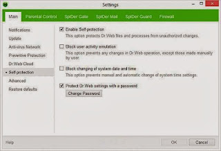 Dr.Web Security Space 9 For 2 Months License key for Free Download