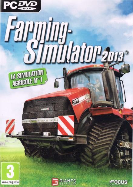 est quoi farming simulator 2013 ?