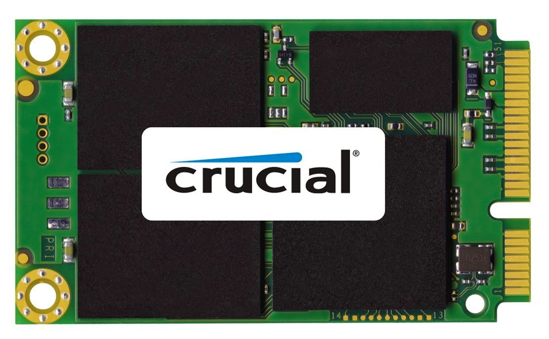 Amazon: Buy Crucial M500 240GB mSATA Internal Solid State Drive at Rs.6999