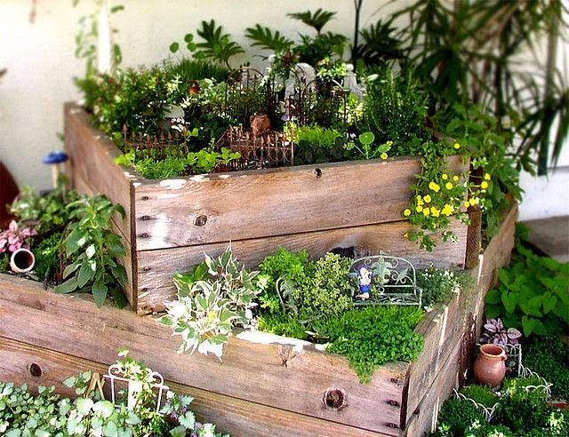 Garden ideas now dreaming gardens for Gartenidee hanglage
